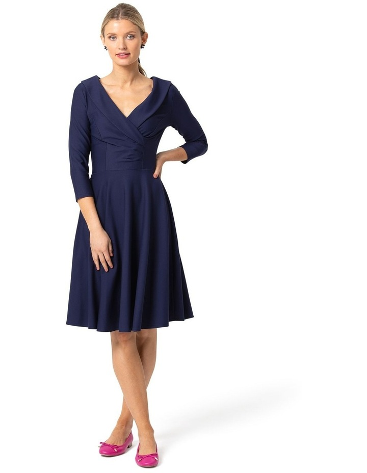 Selena Ponte Dress image 4