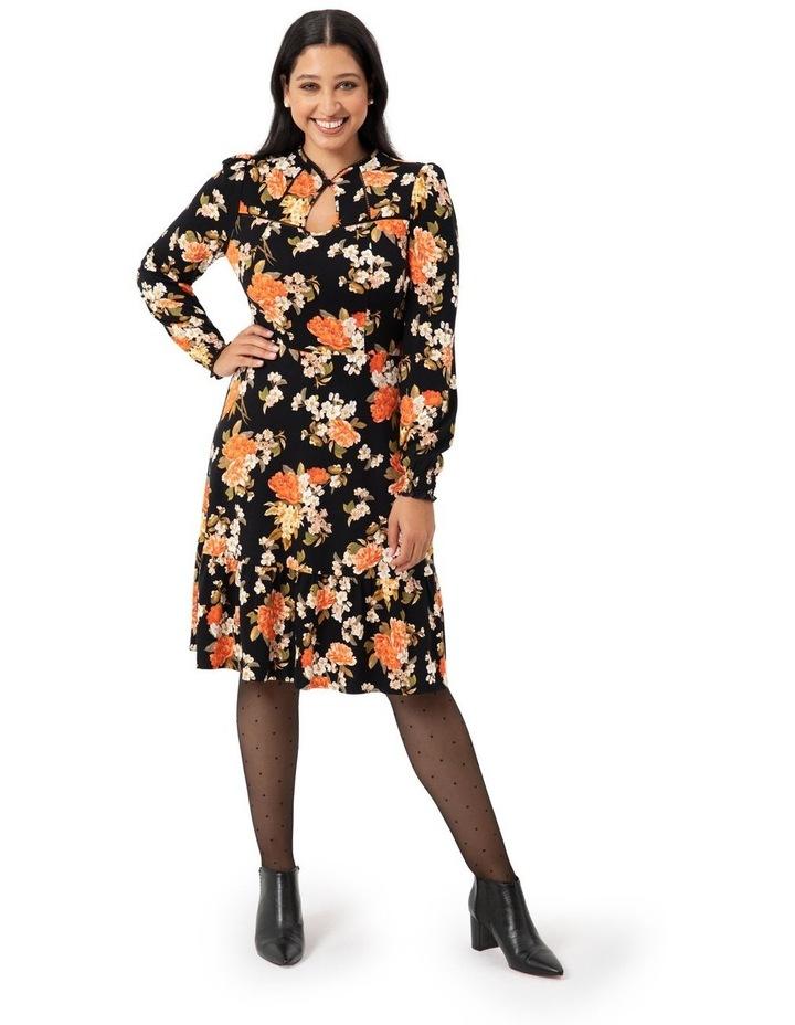 Sweet Zinnia Ponte Dress image 1