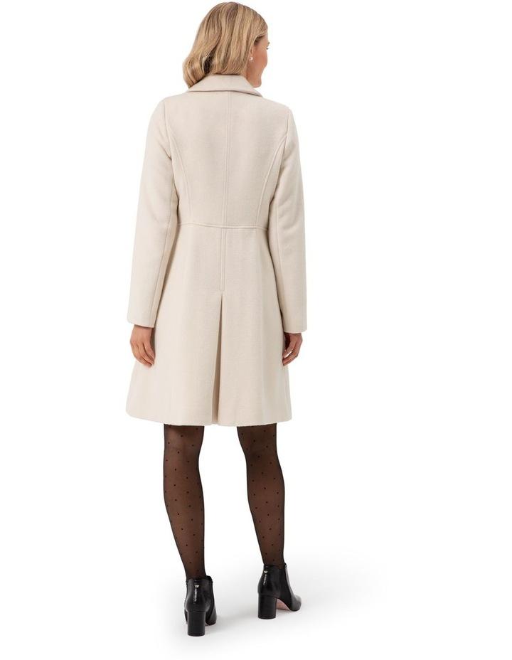 Elle Embroidered Coat image 2