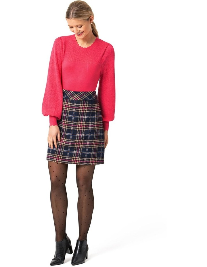 Carly Pointelle Jumper image 3