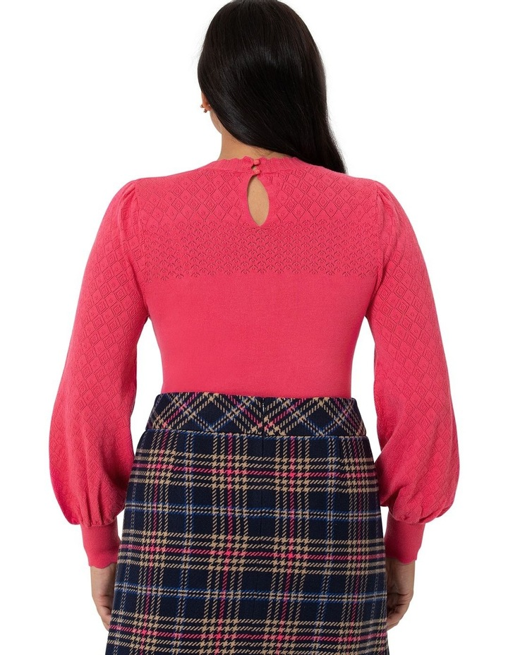 Carly Pointelle Jumper image 5