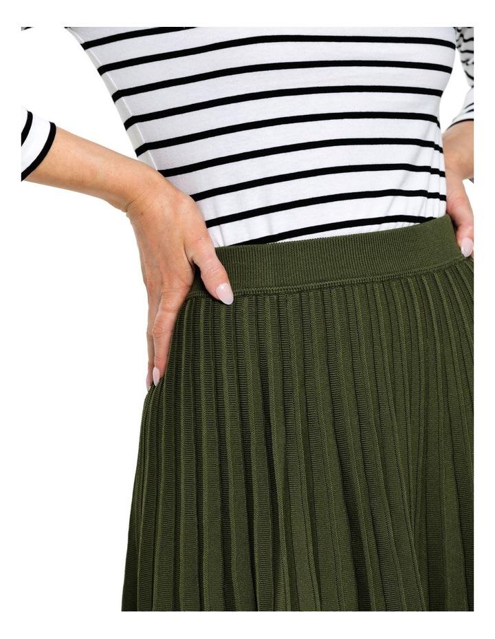 Aurora Knitted Skirt image 3