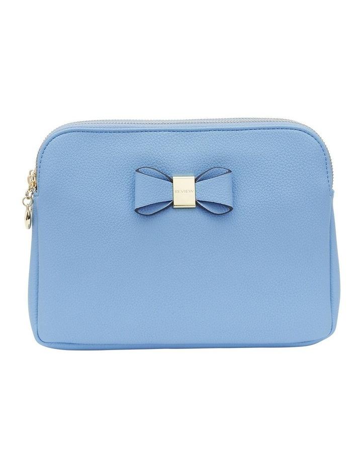 Bow Harbour Blue Crossbody Bag image 1