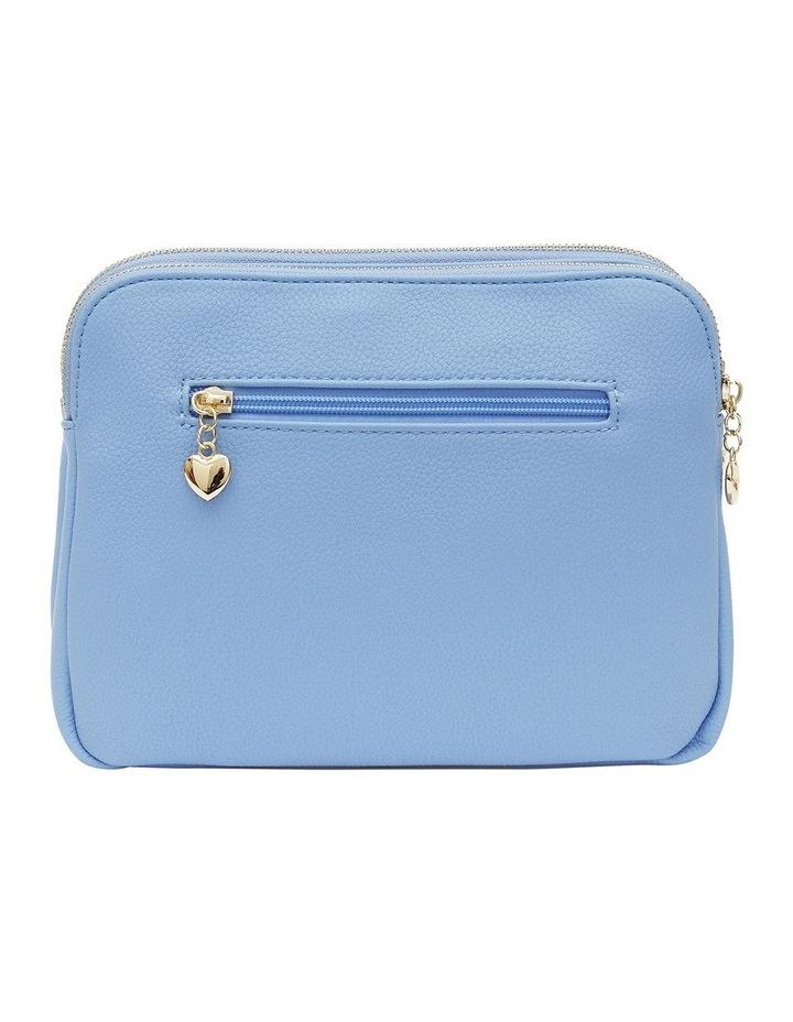 Bow Harbour Blue Crossbody Bag image 2