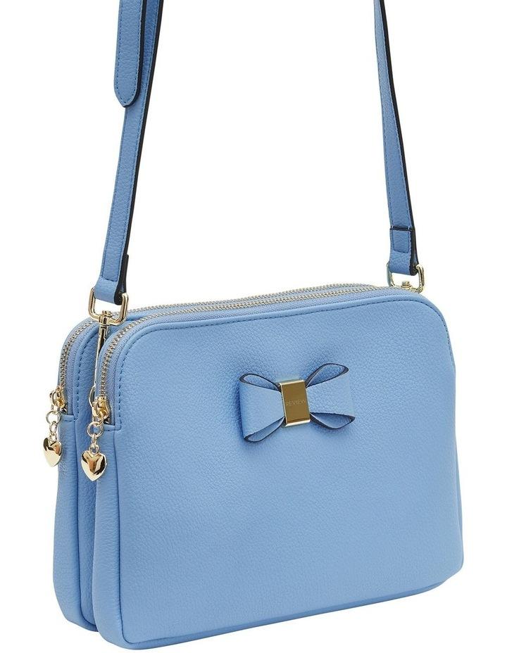 Bow Harbour Blue Crossbody Bag image 3