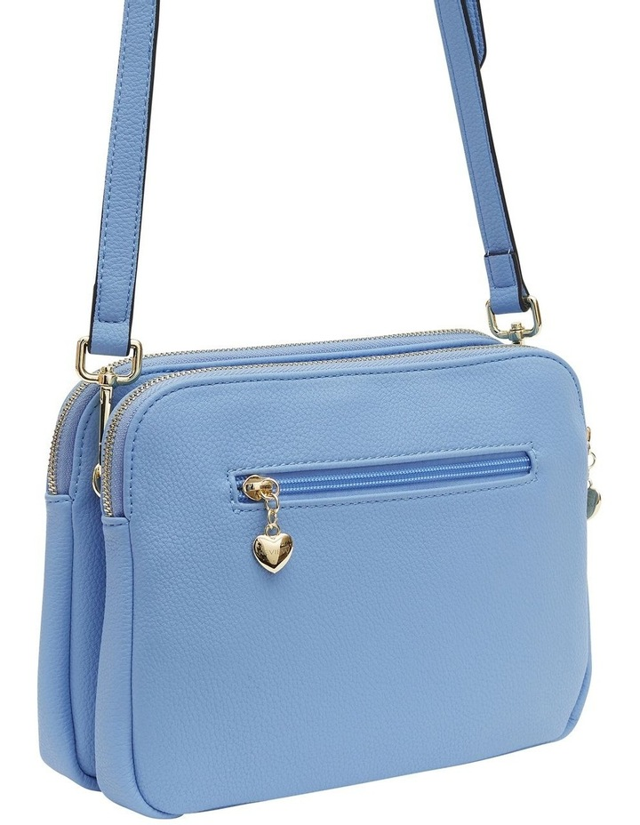 Bow Harbour Blue Crossbody Bag image 4