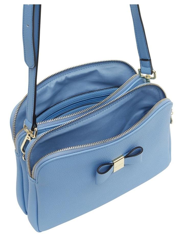 Bow Harbour Blue Crossbody Bag image 5