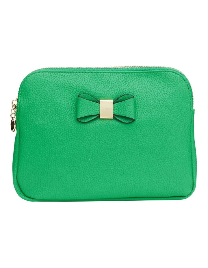 Bow Green Crossbody Bag image 1