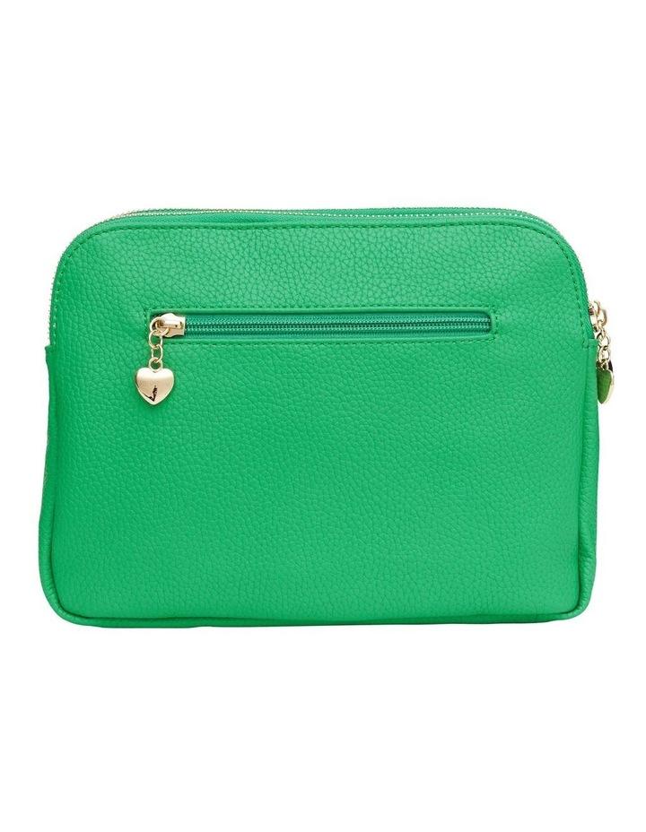 Bow Green Crossbody Bag image 2