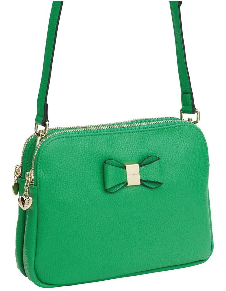 Bow Green Crossbody Bag image 3
