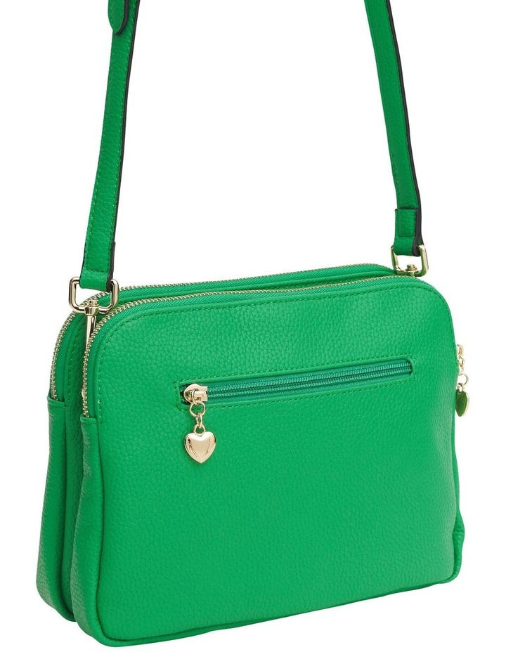 Bow Green Crossbody Bag image 4