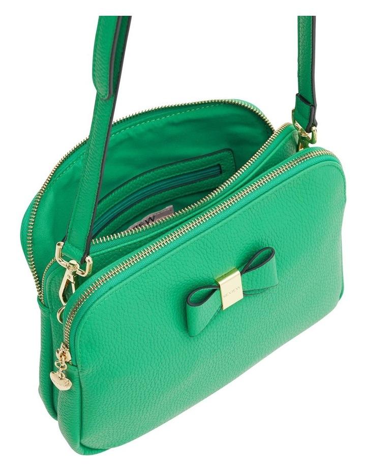 Bow Green Crossbody Bag image 5