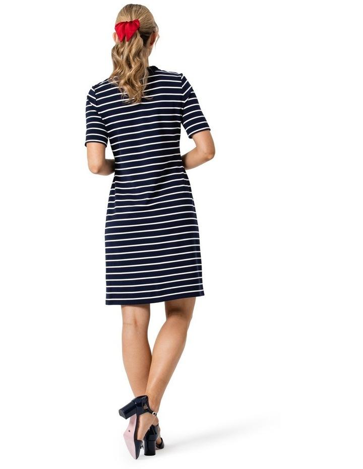Anchor Me Stripe Ponte Dress image 2