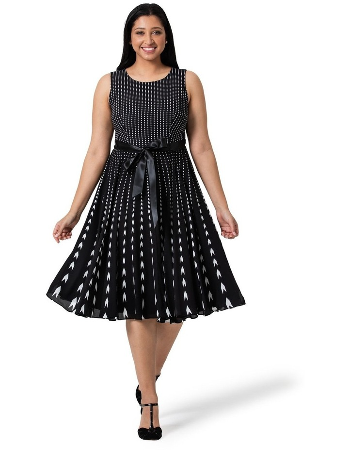Liquorice Twist Dress image 4