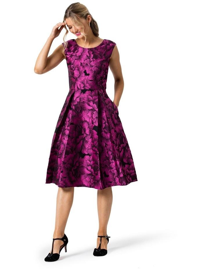 Majestic Bloom Dress image 1