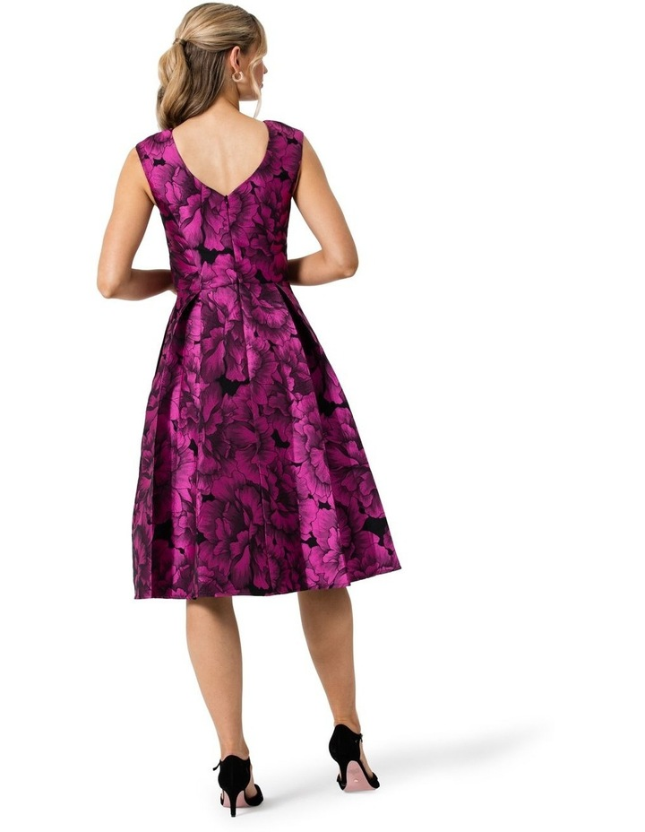 Majestic Bloom Dress image 2