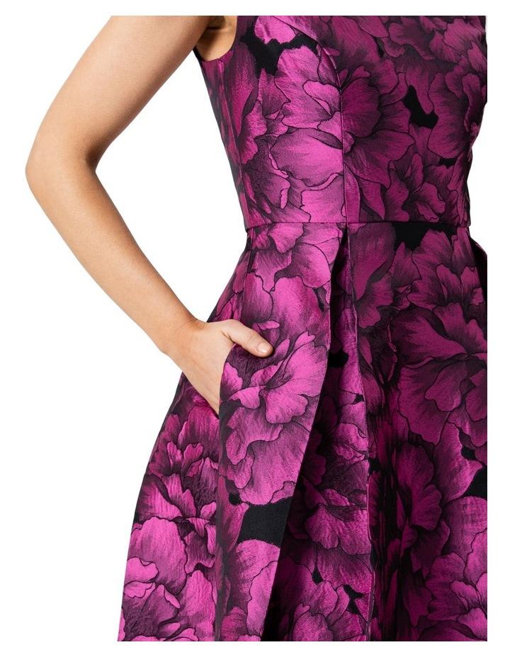 Majestic Bloom Dress image 3