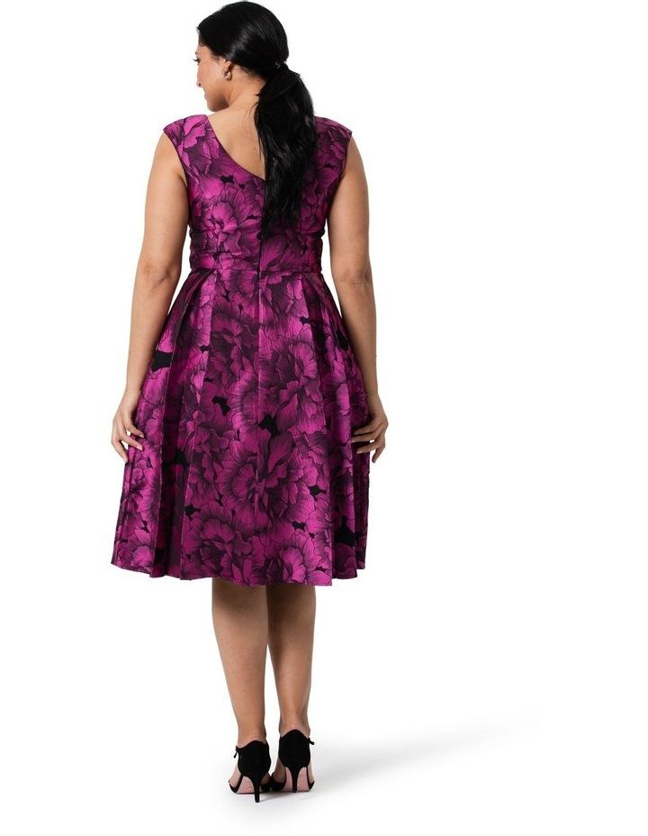 Majestic Bloom Dress image 5