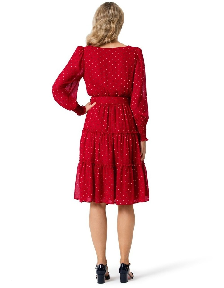 Raspberries and Cream Dress image 2