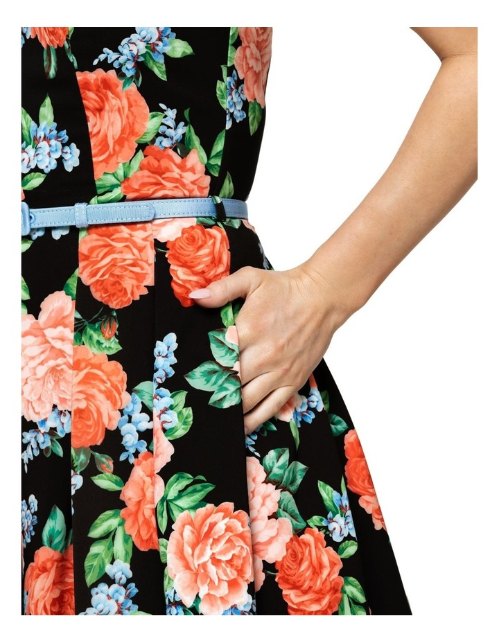 Sunkist Bloom Dress image 3