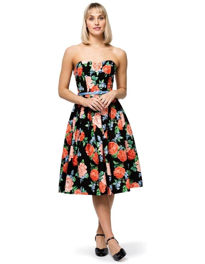 Sunkist Bloom Dress image 4