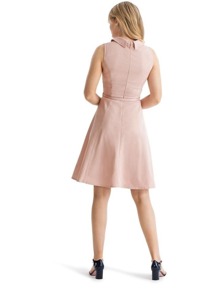 Priscilla Twill Shirt Dress image 2