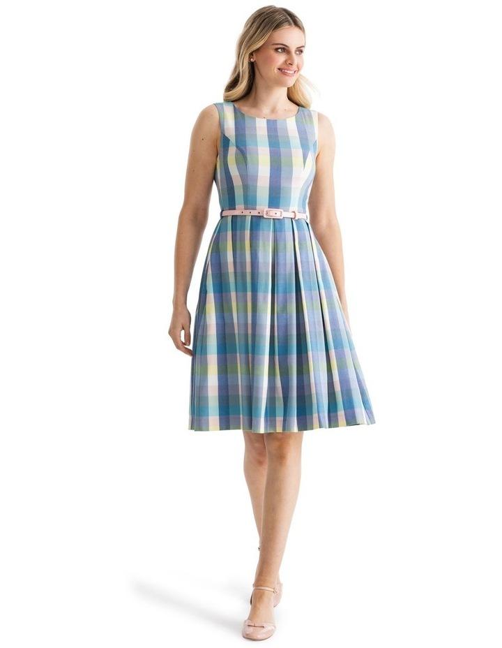 Stepford Check Dress image 1