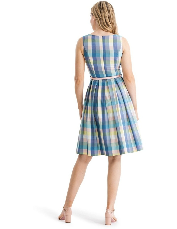 Stepford Check Dress image 2