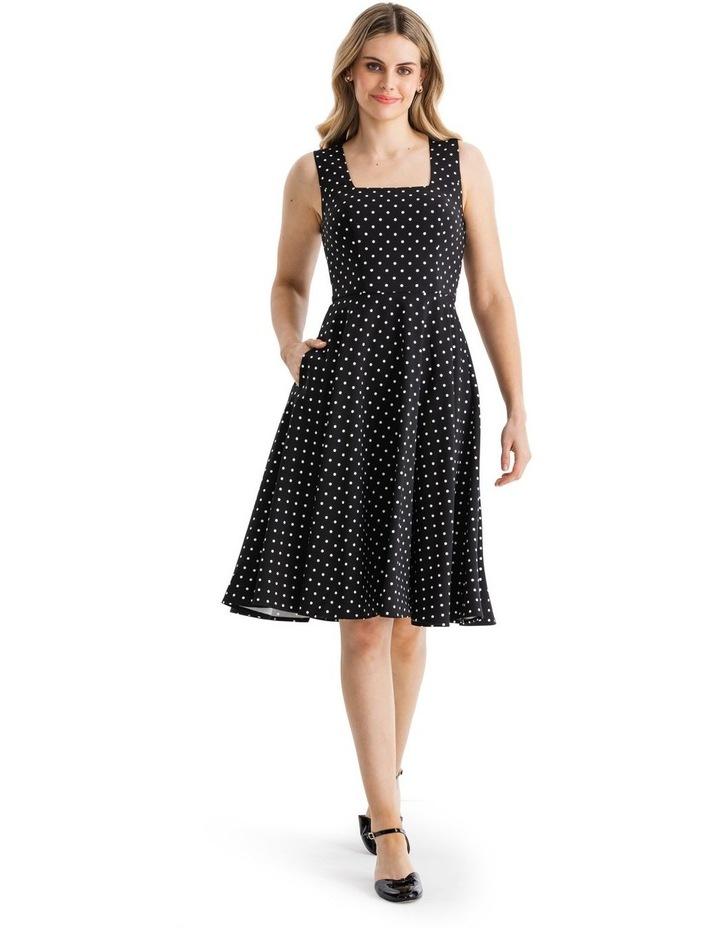 Domino Spot Dress image 1