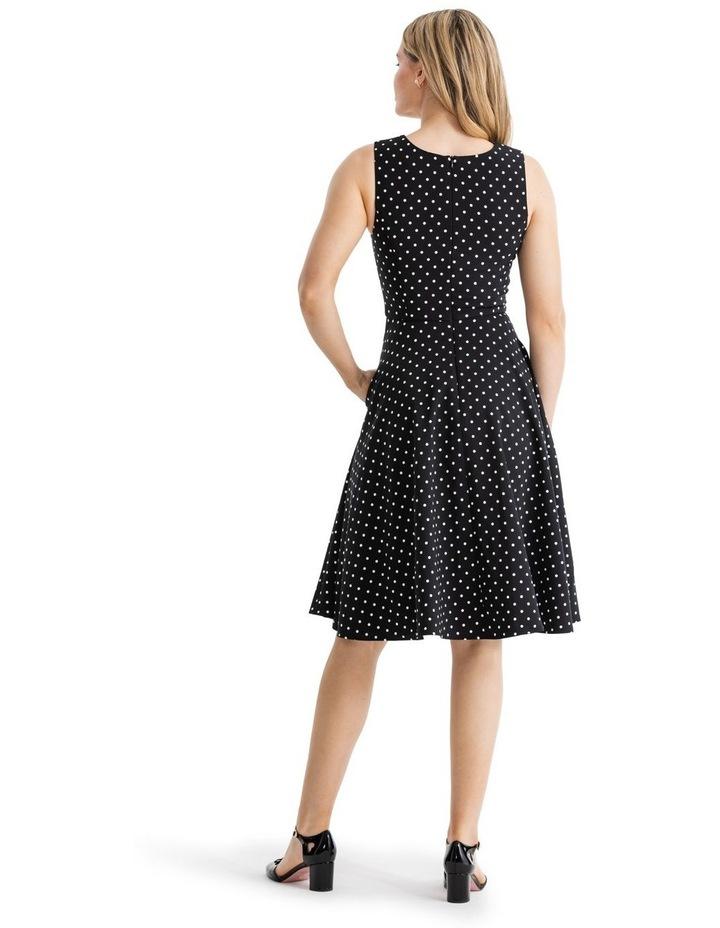 Domino Spot Dress image 2