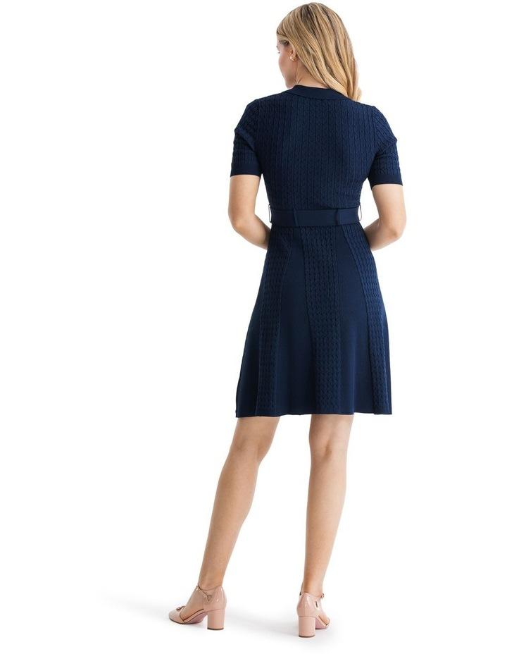 Belle Rose Knitted Dress image 2