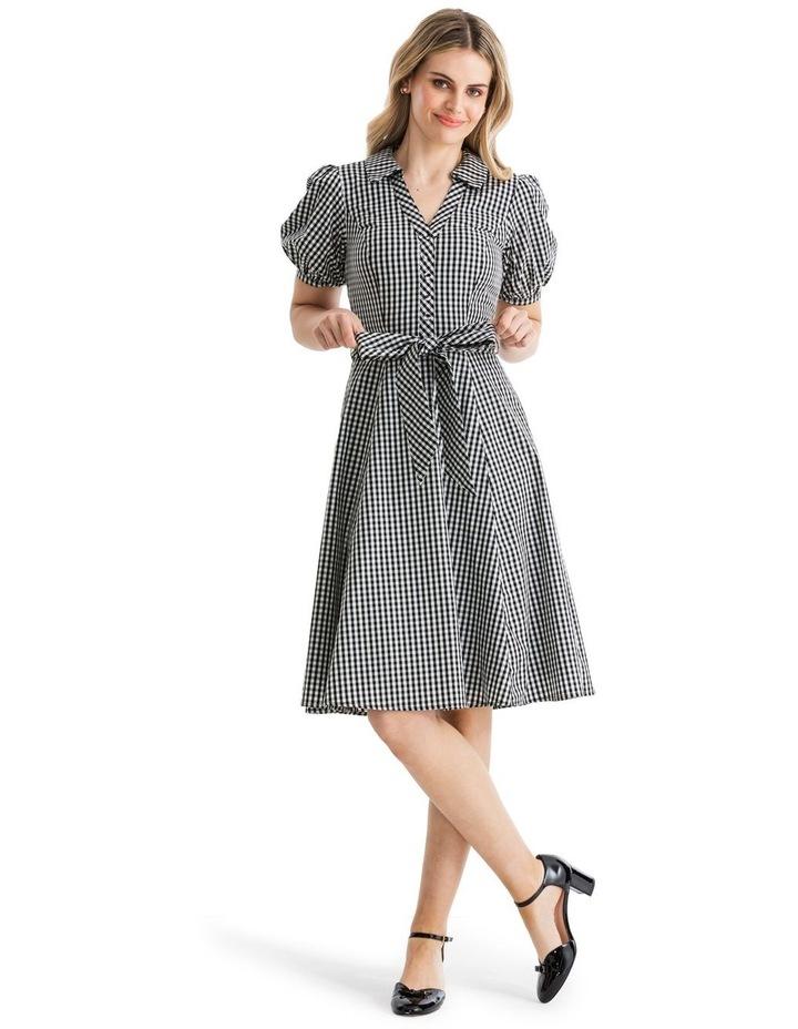 Gracie Gingham Dress image 1