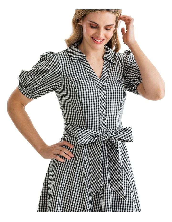 Gracie Gingham Dress image 3