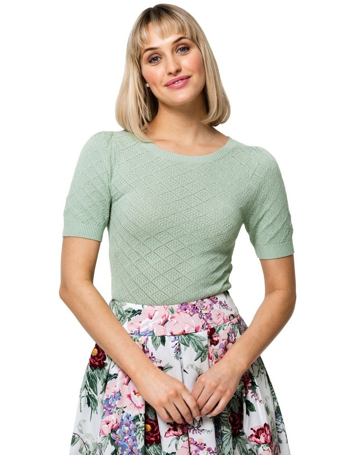 Sweet Water Knit Top image 1