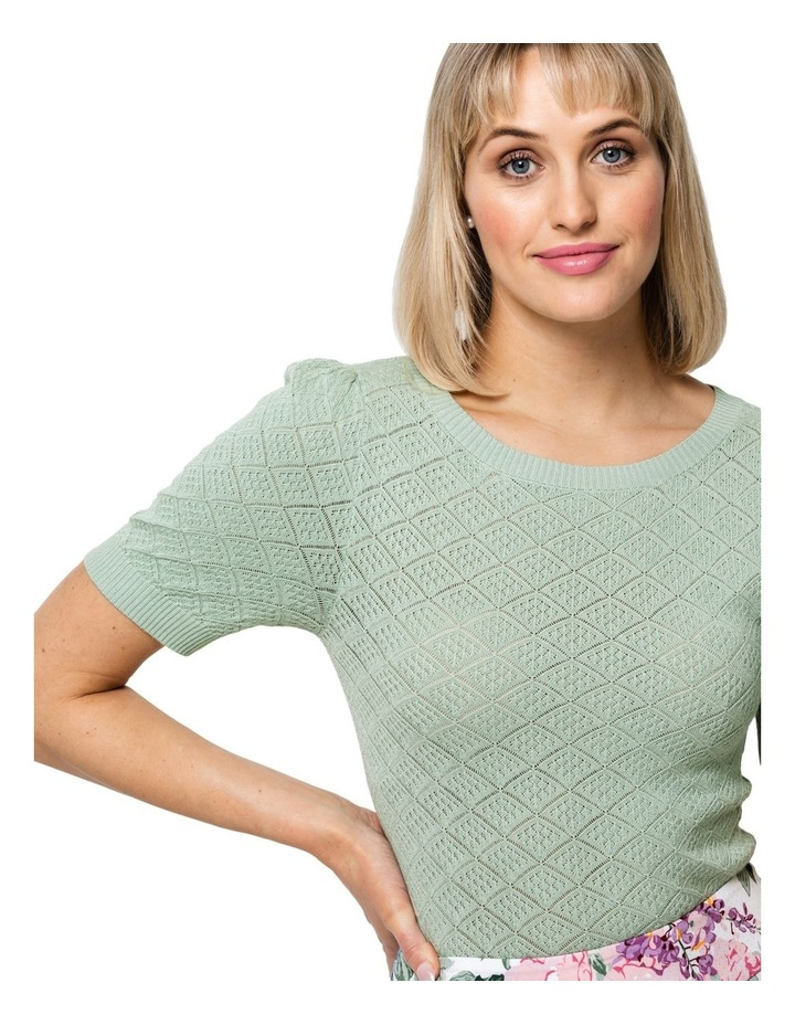 Sweet Water Knit Top image 3