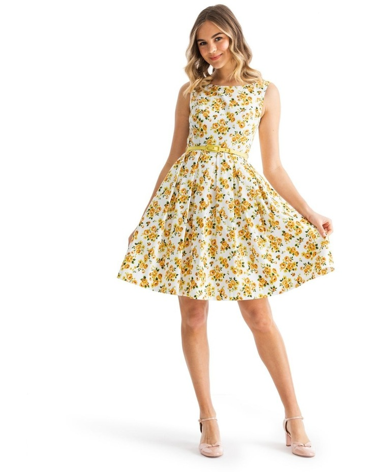 Clementine Floral Dress image 1