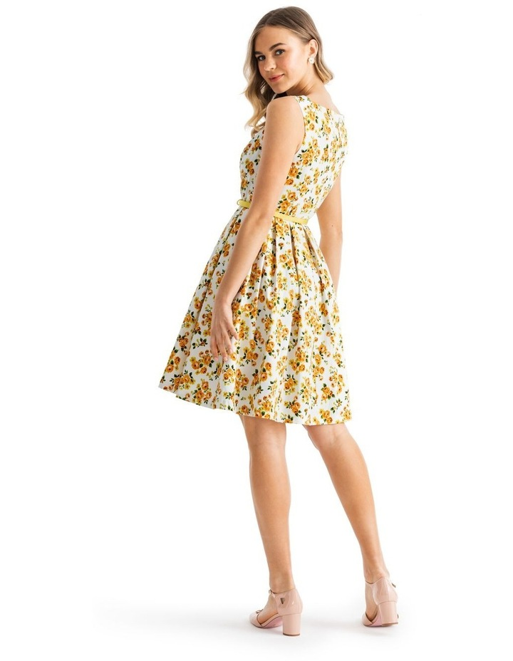 Clementine Floral Dress image 2