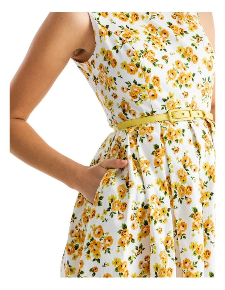 Clementine Floral Dress image 3