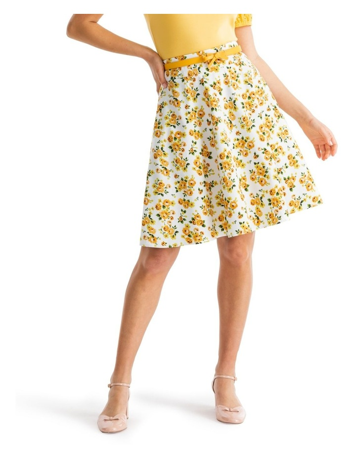 Clementine Floral Skirt image 1