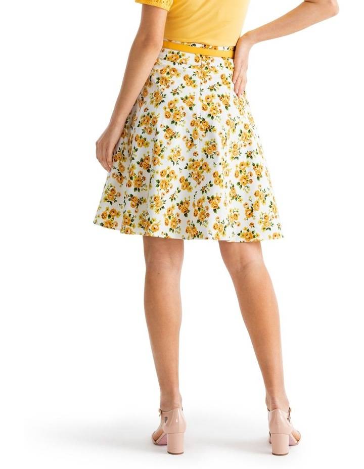 Clementine Floral Skirt image 2
