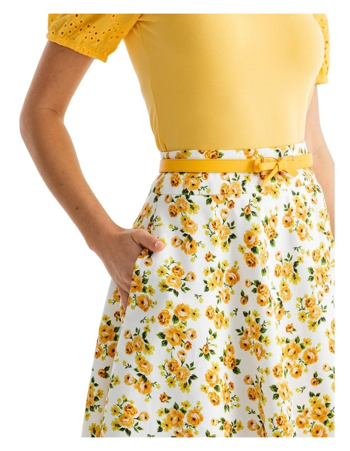 Clementine Floral Skirt image 3