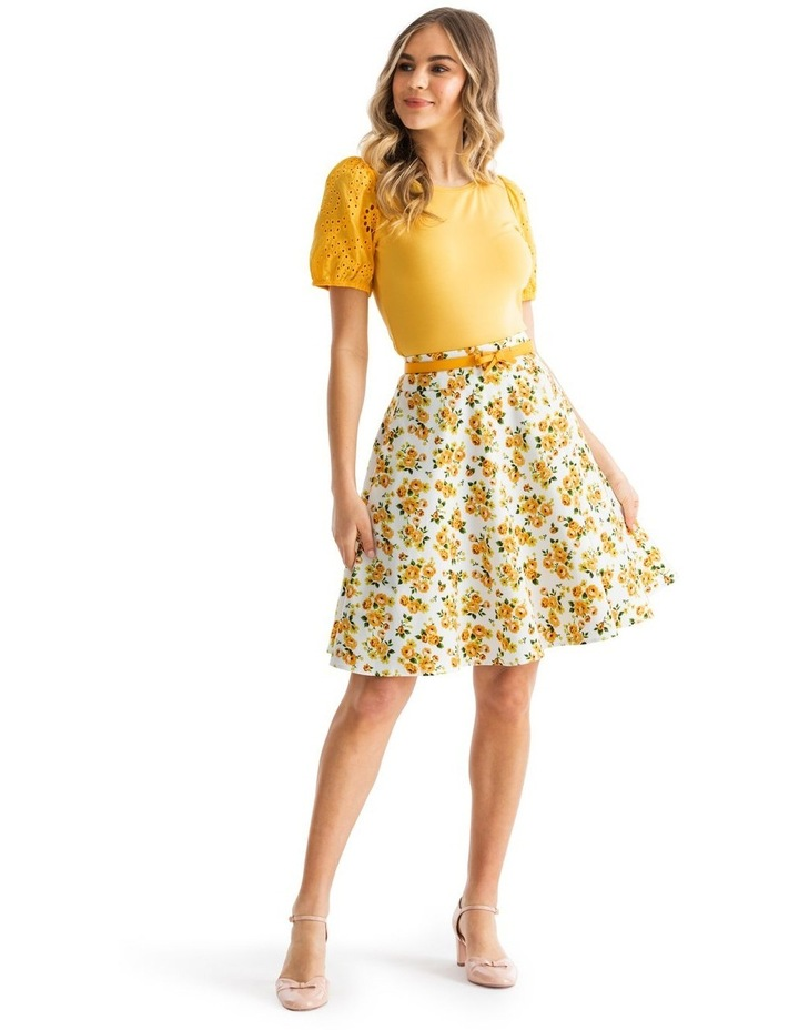Clementine Floral Skirt image 4