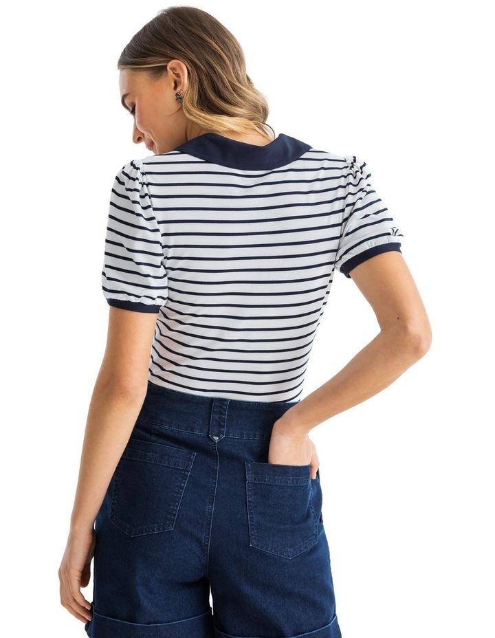 Refresher Stripe Polo image 2