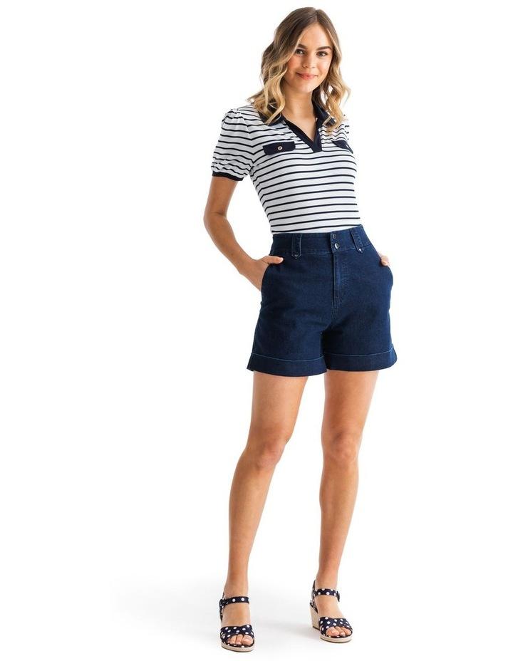 Refresher Stripe Polo image 4