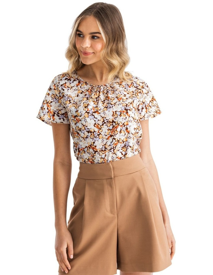 Wild Heart Floral Top image 1