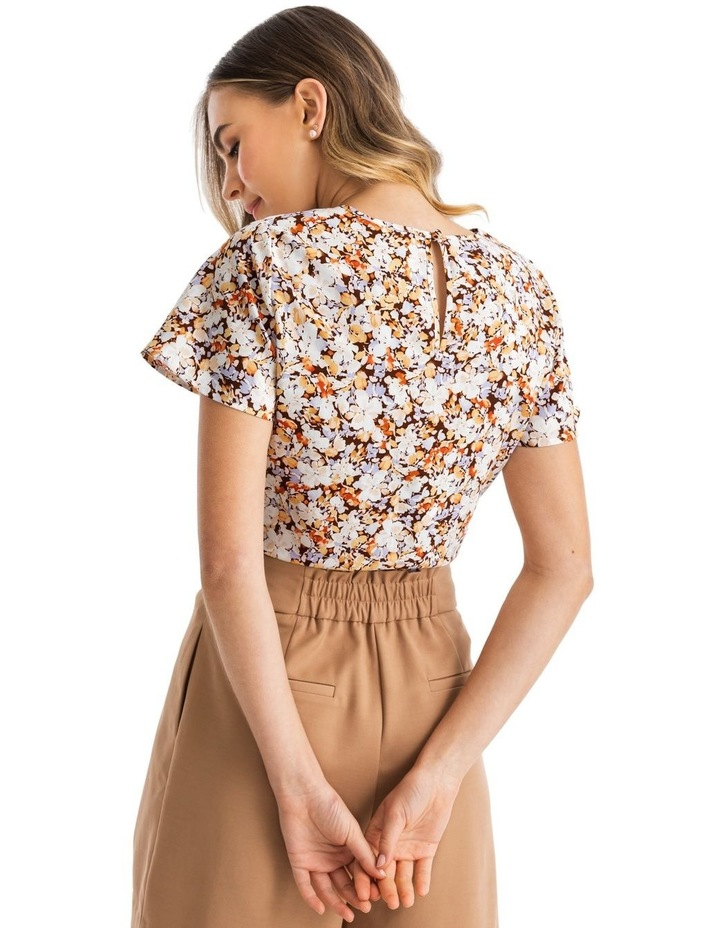 Wild Heart Floral Top image 2