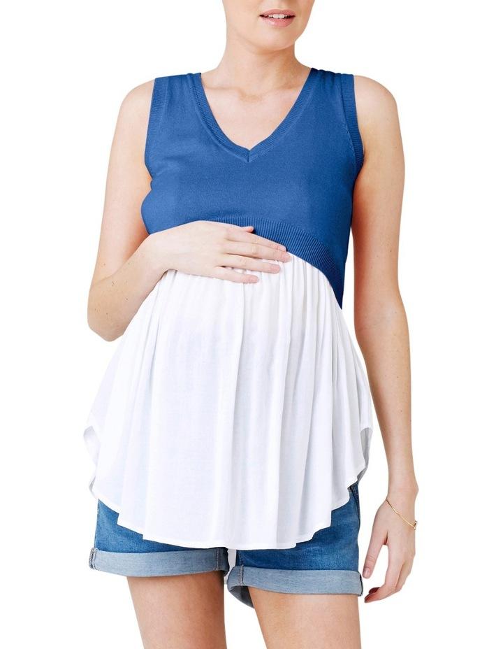 Sleeveless Babydoll Knit image 1