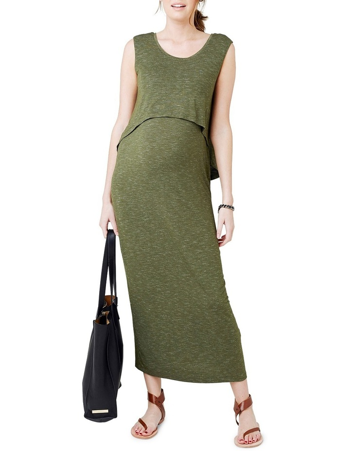 Swing Back Maxi Dress image 1