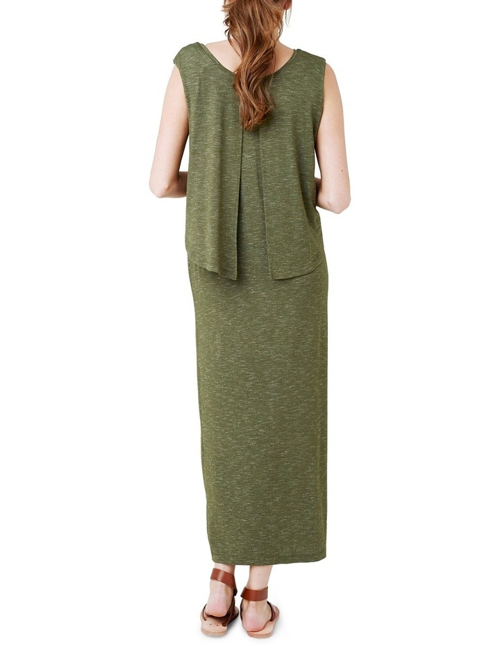 Swing Back Maxi Dress image 3