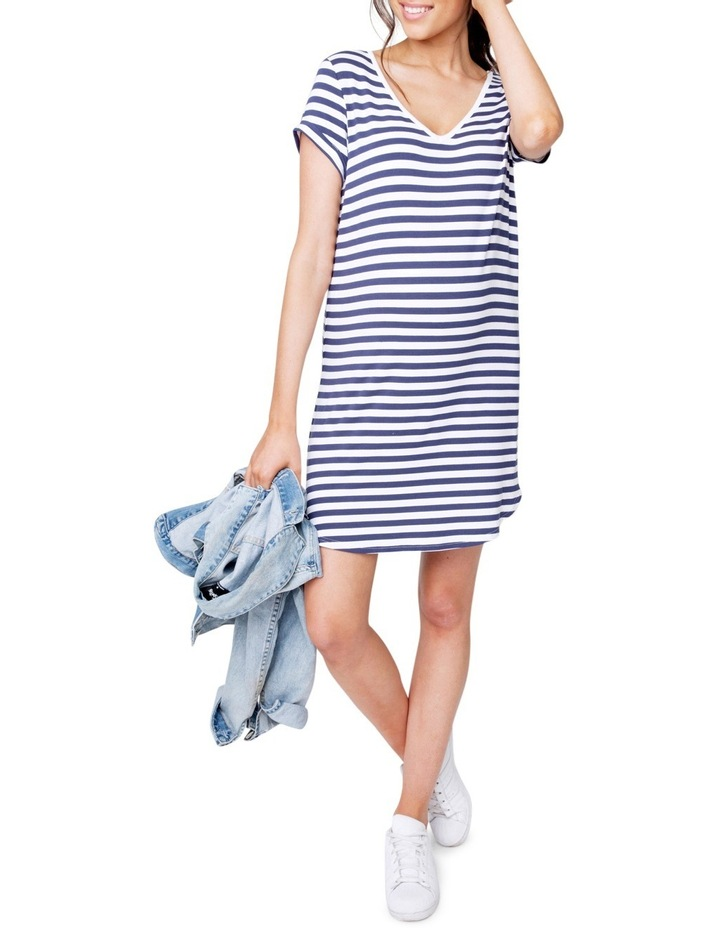 Relaxed T Shirt Dress image 1